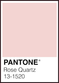 Rose Quartz, Pantone color 13-1520, one of the firm's 'Colors of the Year' for 2016. | Image courtesy of Pantone.