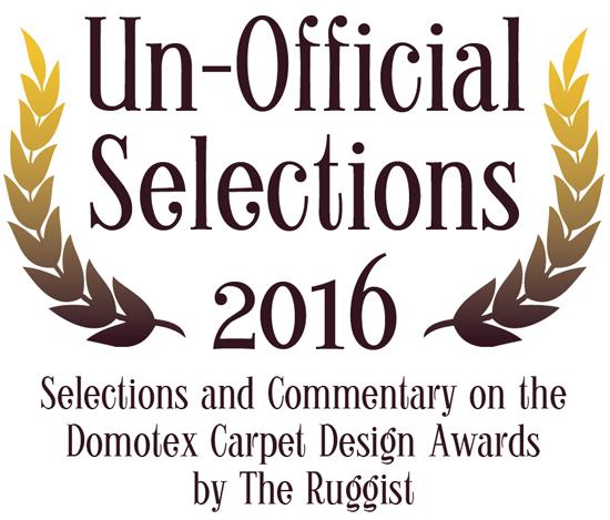 Domotex Carpet Design Awards 2016 Un-Official Selections!