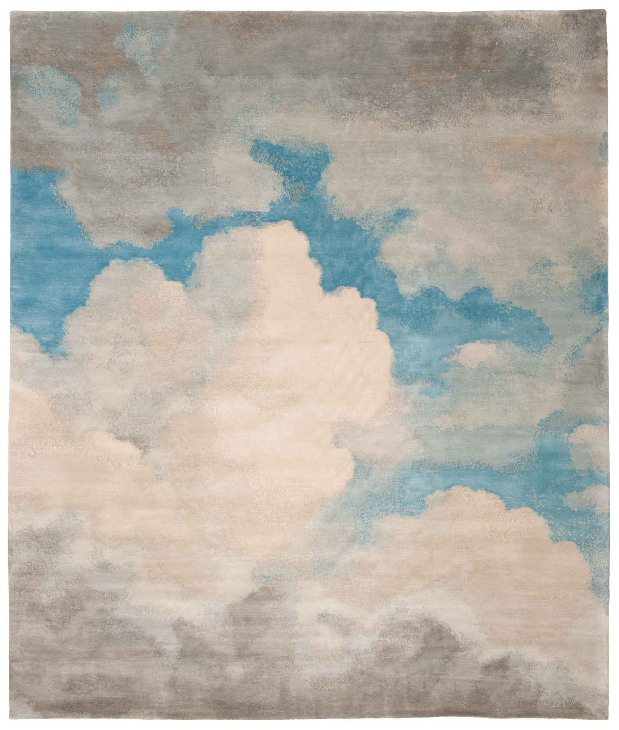 'Cloud' from the 'Heiter bis Wolkig' Collection from Jan Kath. 'Heiter bis wolkig' translates as 'partly cloudy' in English. | Image courtesy of Jan Kath