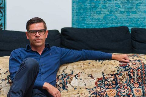 The Couturier of Carpets | Jan Kath on The Ruggist