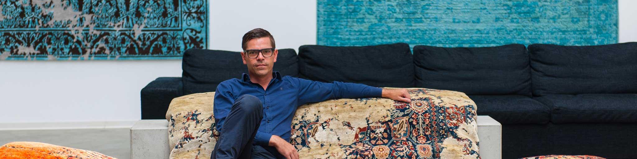 A Couturier of Carpets | Jan Kath