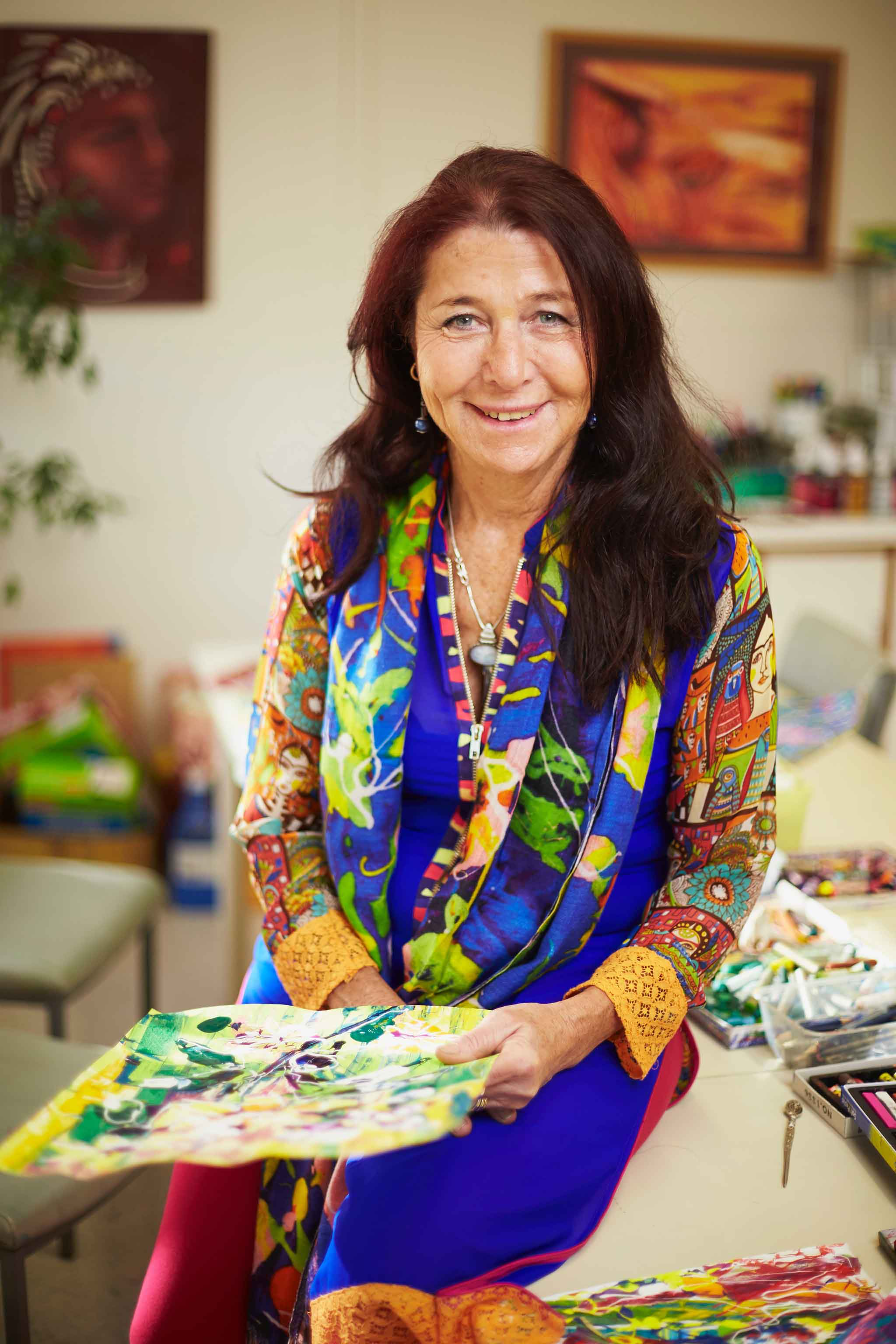 Dena Lawrence, Owner of Firesun   Image courtesy of Firesun