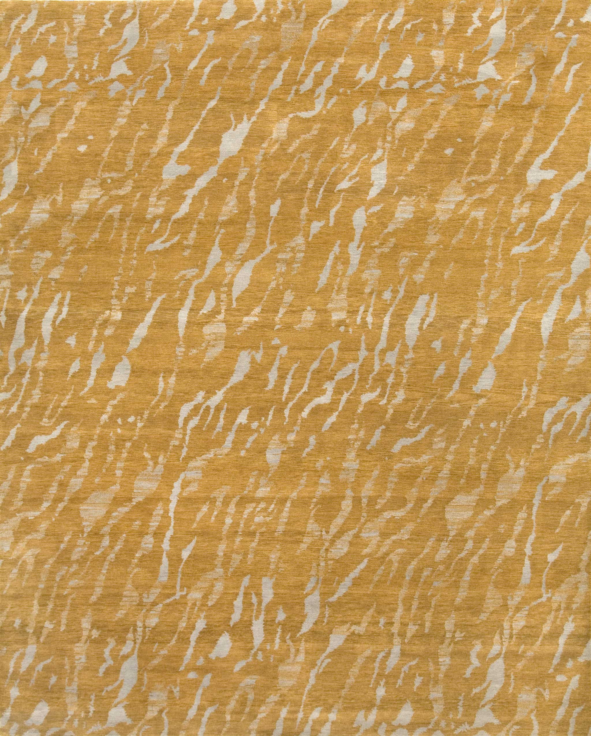 Tigris in colour Mocha by Tamarian - 100% wool handknotted in Nepal.   Image courtesy of Tamarian.