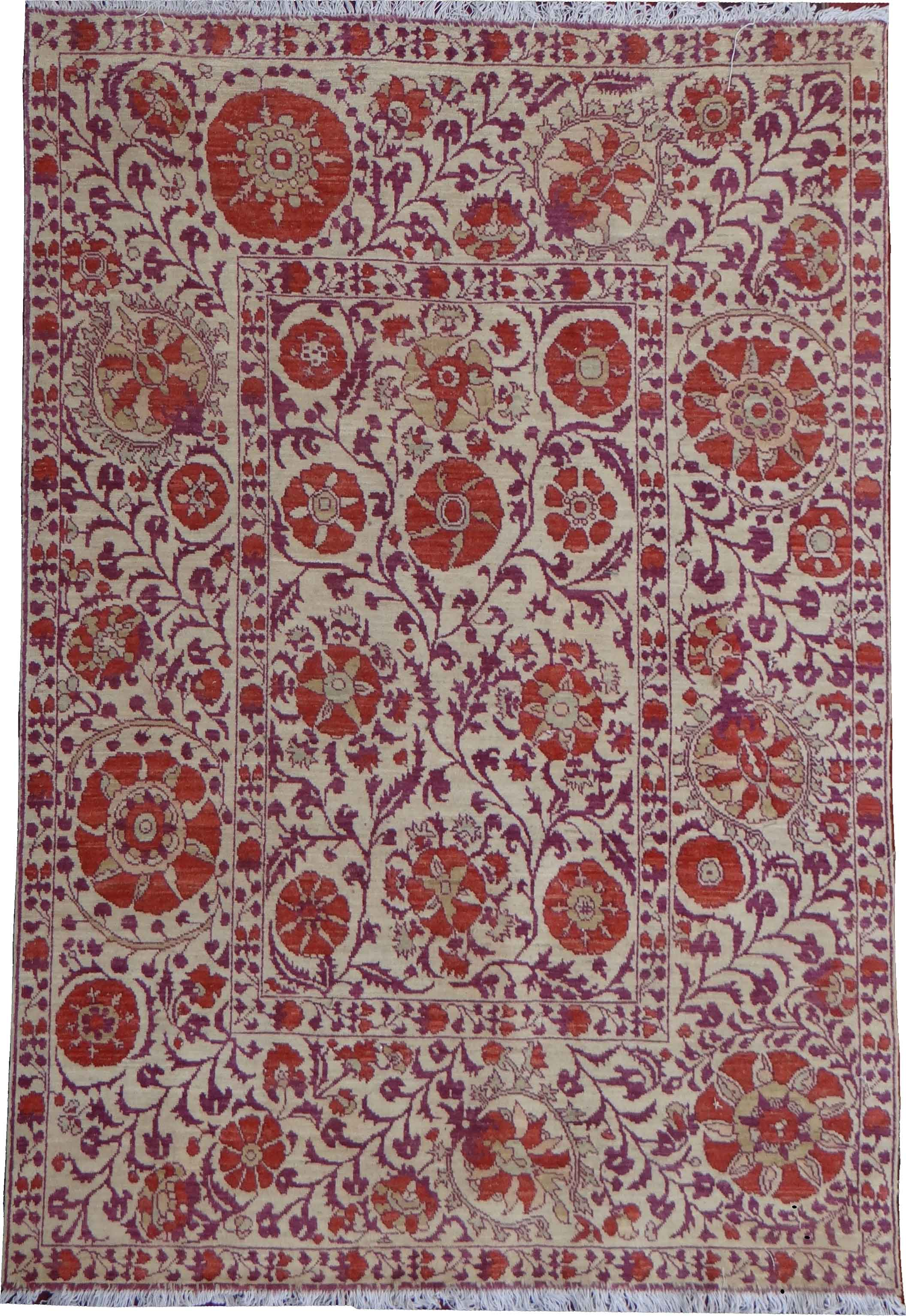 'Bamiyan' in colour 'Spring' by Nouveau Afghan | Image courtesy of Nouveau Afghan.