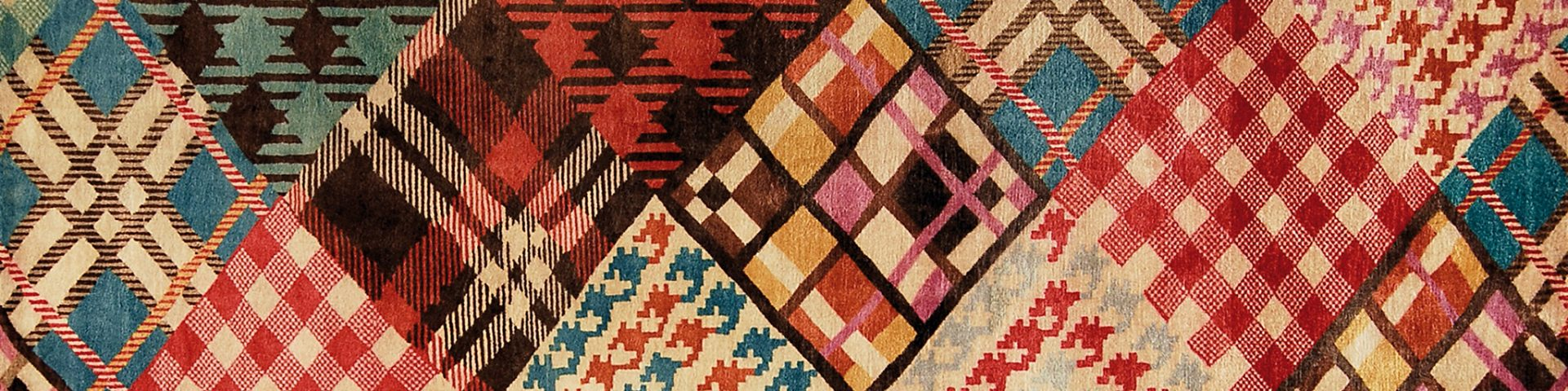 Madras Plaid and The Manshu Collection - Mischioff - The Ruggist