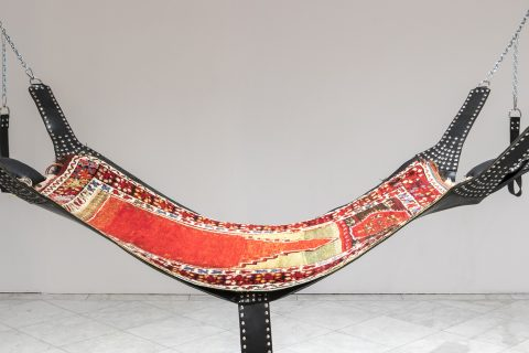 Born in the Purple - Viron Erol Vert - Art Carpets - The Ruggist