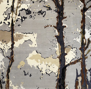 'In the Woods 2' by Bev Hisey, circa 2008. | Image via Bev Hisey.